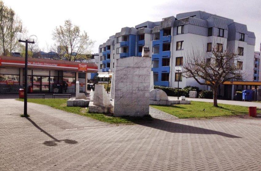Davenportplatz in Kaiserslautern: Was geschah hier am 9. Februar? Foto: Kanzlei Dürüst