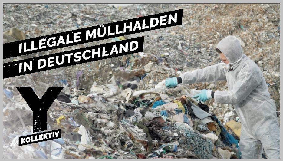 ILLEGALER MÜLL_Y-Kollektiv_Münstermann
